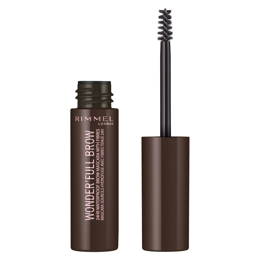 Rimmel London Eye Wonder'Full Brow Mascara 24H #003 Dark 5ml