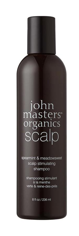 John Masters Organics Spearmint & Meadowsweet Scalp Stimulating Shampoo 236ml