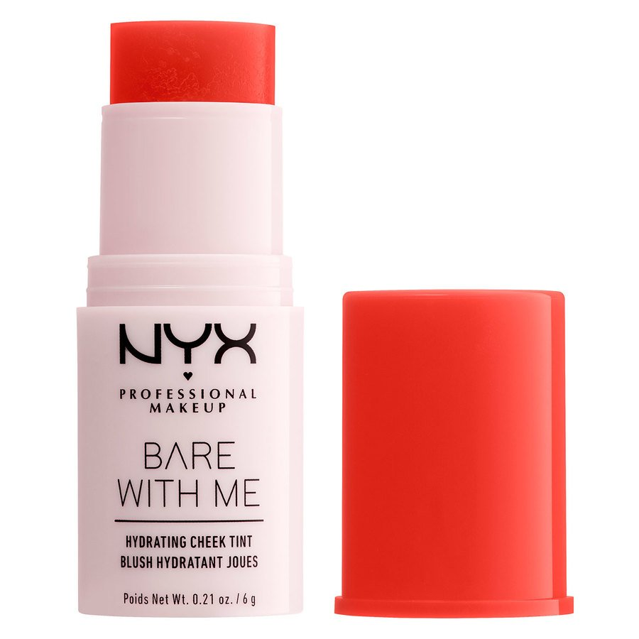 NYX Professional Makeup Bare With Me Hydrating Cheek Tint Detox Me 6g