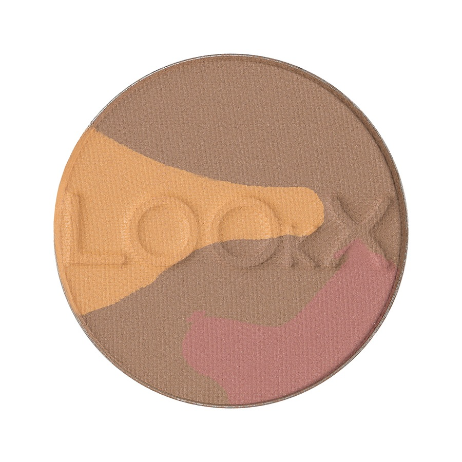 LOOkX  Eyeshadow Cayenne 804