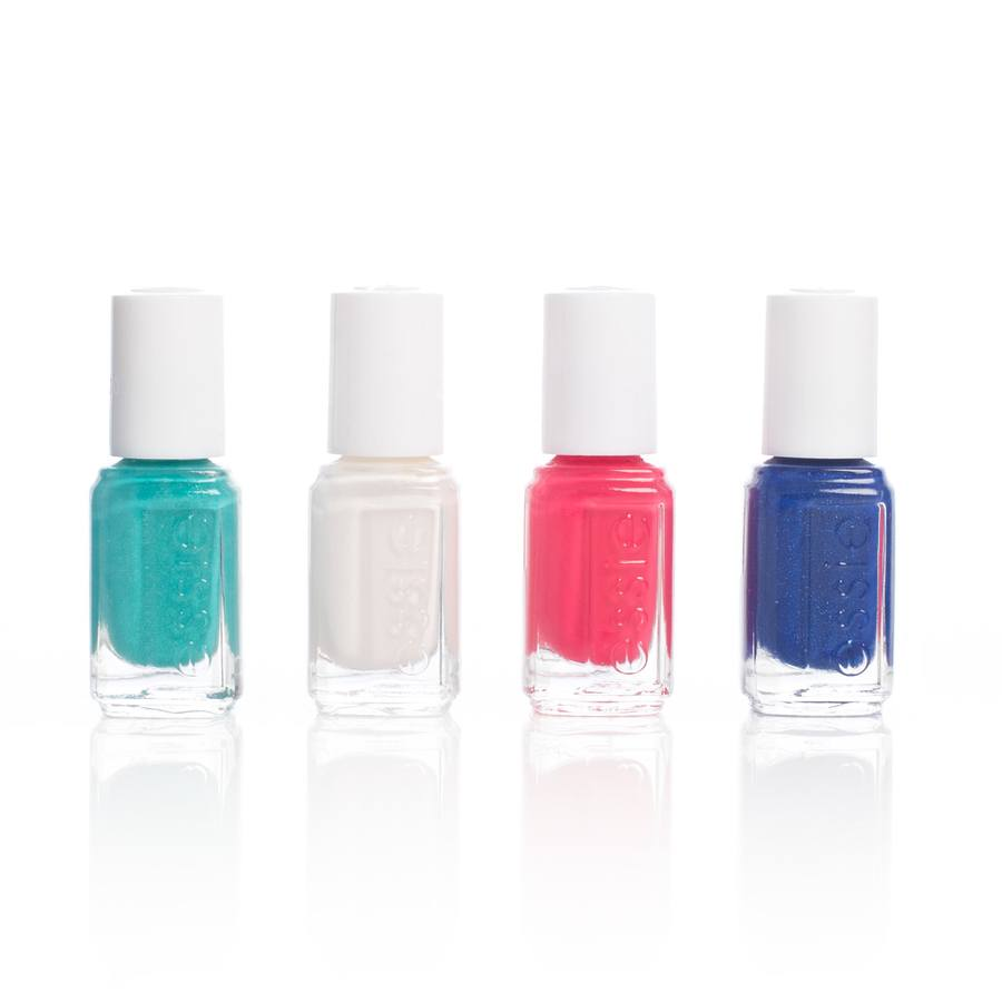 Essie  2016 Summer Mini Collection 4 Pack