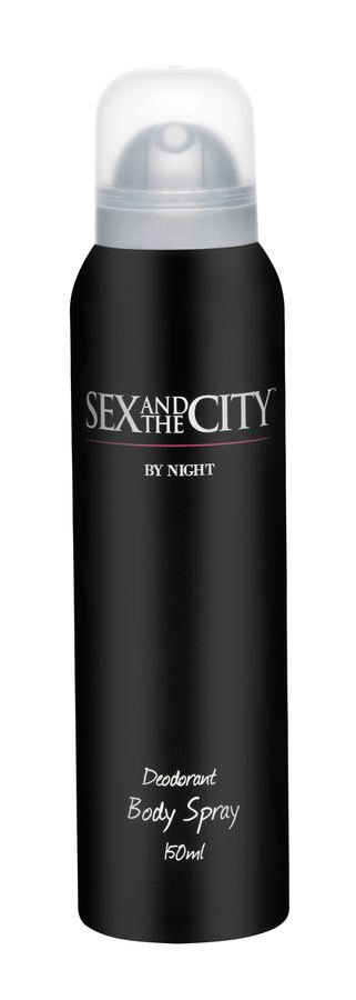Sex And The City By Night Deodorant & Bodyspray 150ml