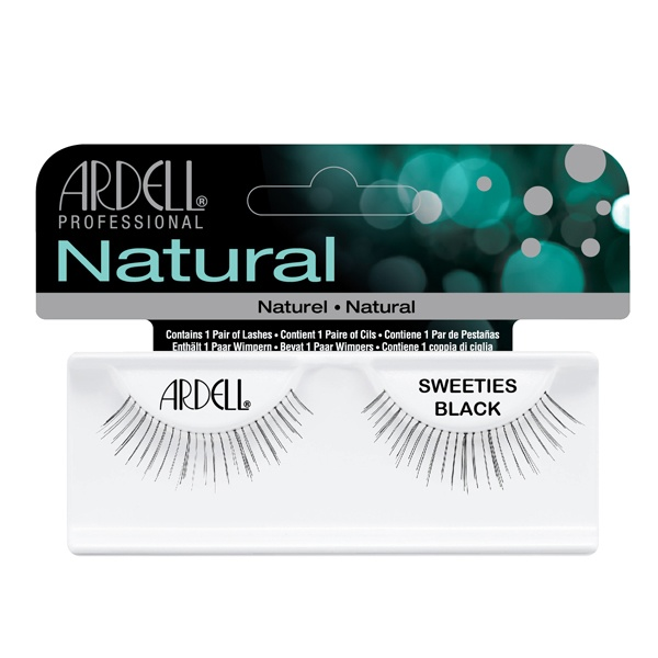 Ardell Invisibands Sweeties Lashes Black