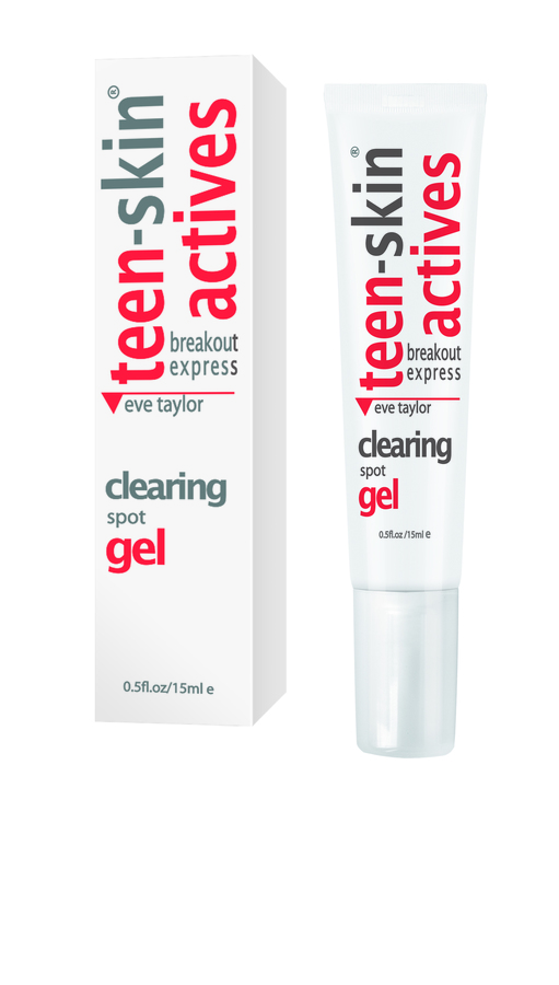 Teen Skin Actives Clearing Spot Gel 15ml