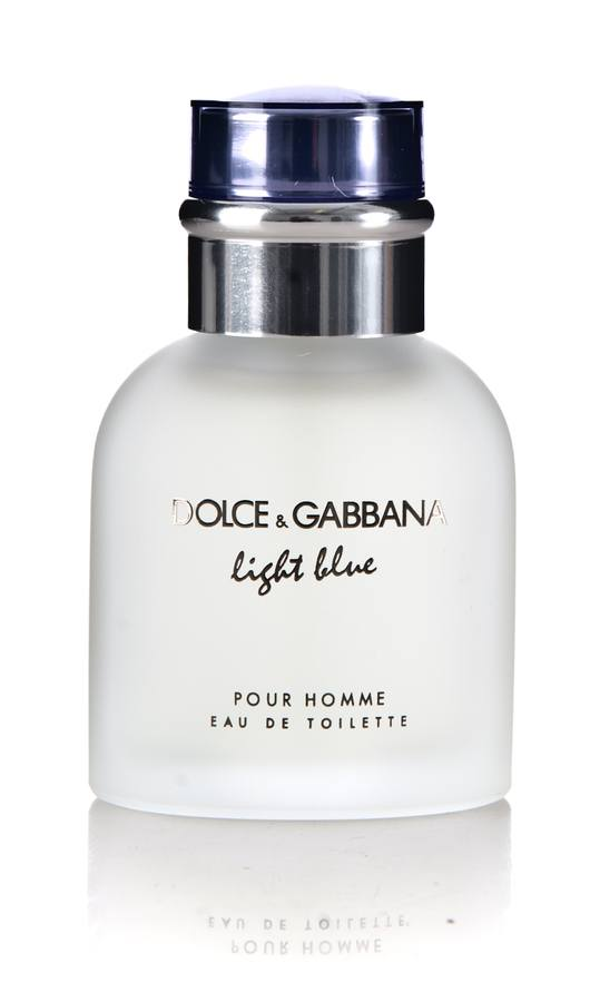 Dolce & Gabbana Light Blue Eau De Toilette For Han 40ml