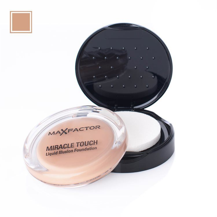 Max Factor Miracle Touch Foundation 85 Caramel 11,2g