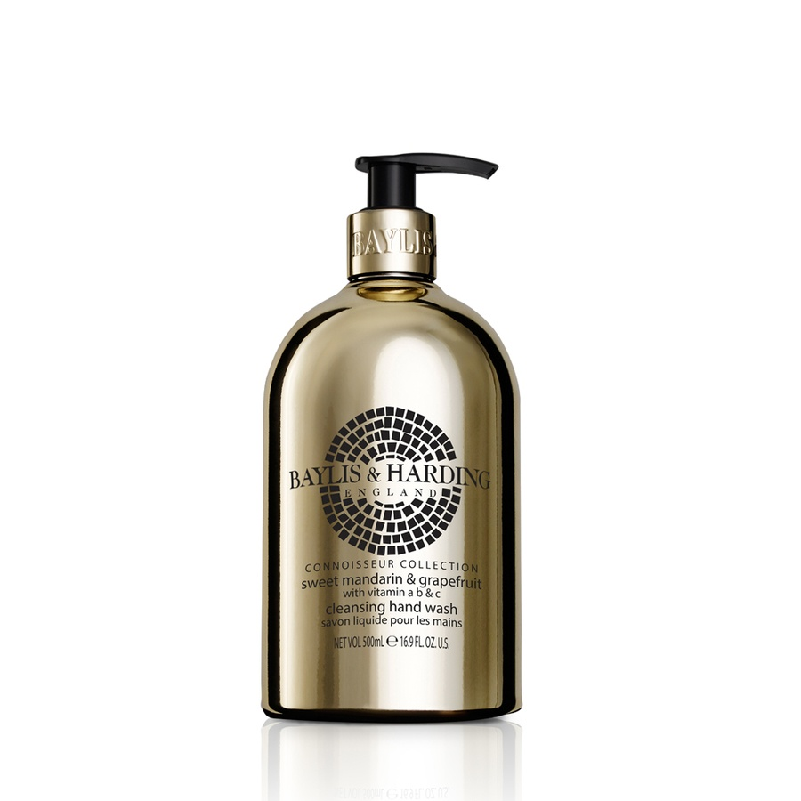 Baylis & Harding Connoisseur Collection Sweet Mandarin & Grapefruit Hand Wash 500ml