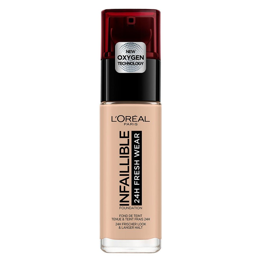 L'Oréal Paris Infaillible 24H Fresh Wear Foundation #110 Rose Vanilla 30ml