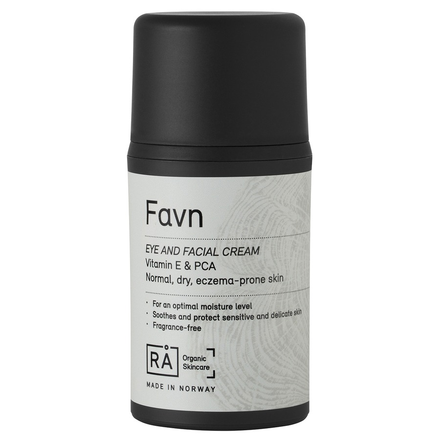 RÅ Organic Skincare Favn Eye And Facial Cream 50ml