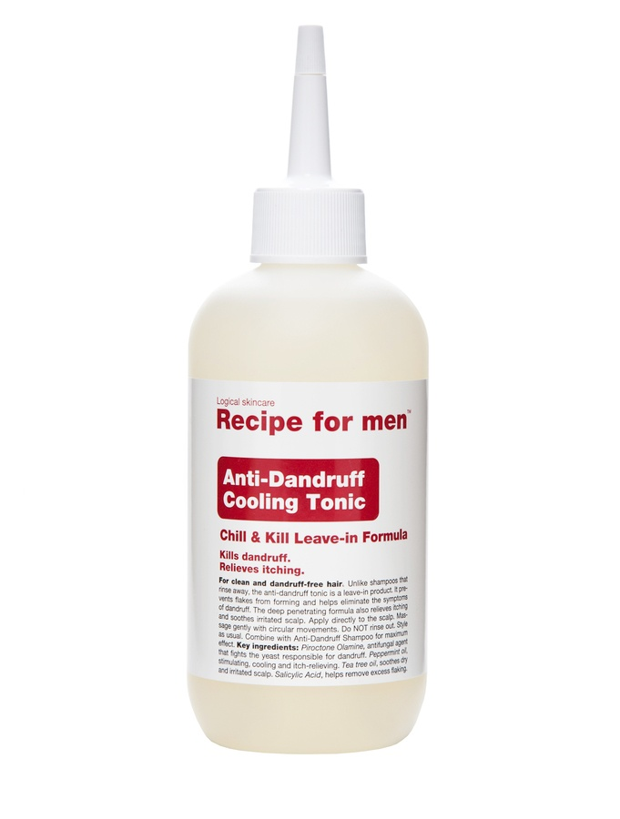 Recipe For Men Anti Dandruff Tonic 250ml