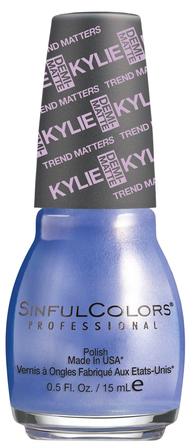 Kylie Jenner Sinful Colors Neglelakk Kommotion #2079 15ml