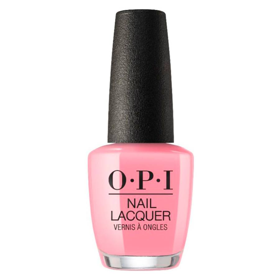OPI Nail Lacquer Grease Collection Pink Ladies Rule The School 15ml
