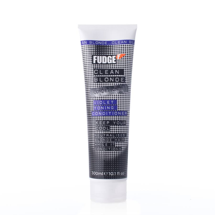 Fudge Clean Blonde Violet Toning Balsam 300ml