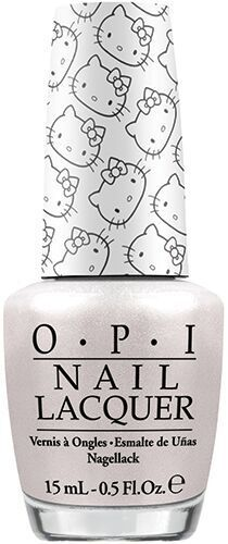 OPI Hello Kitty Collection Kitty White 15ml NLH80