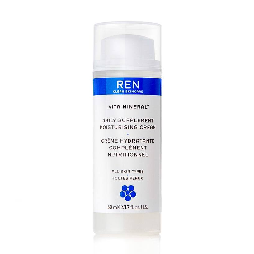 REN Daily Supplement Moisturising Cream 50ml