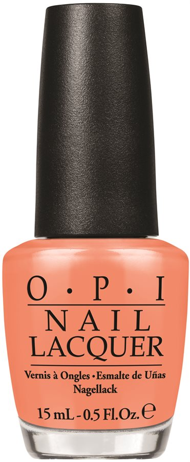 OPI Hawaii Collection Is Mai Tai Crooked? 15ml