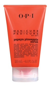 OPI Manicure/Pedicure Papaya Pineapple Scrub 125ml