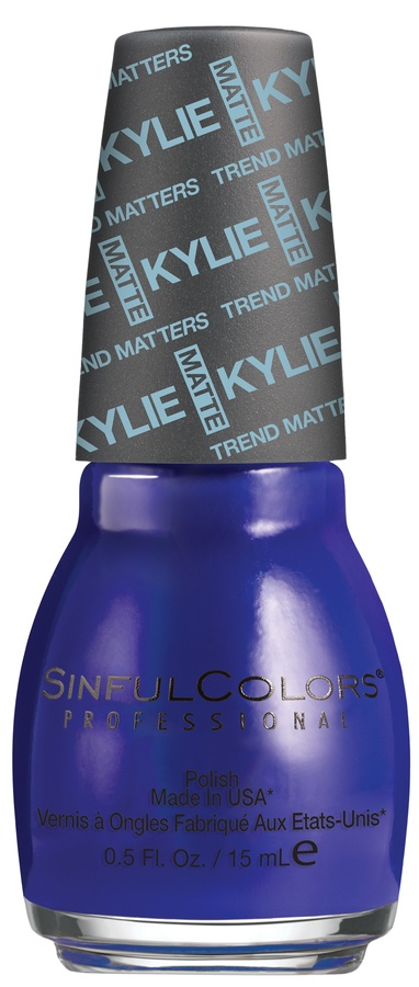 Kylie Jenner Sinful Colors Neglelakk Kosmos #2135 15ml