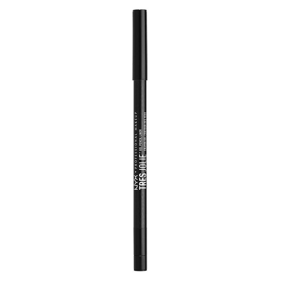 NYX Professional Makeup Tres Jolie Gel Pencil Liner Pitch Black