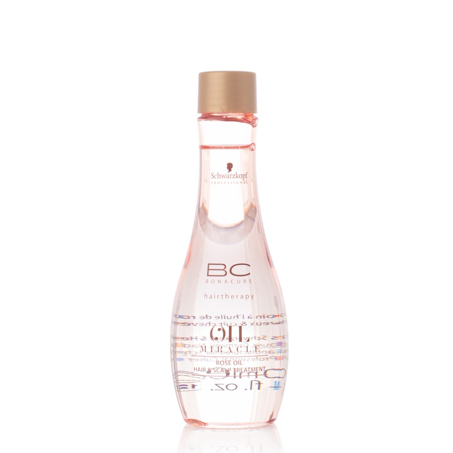 Schwarzkopf BC Bonacure Oil Miracle Rose Head&Scalp Treatment 100ml