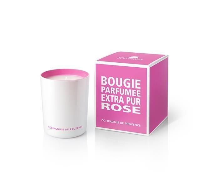 Compagnie De Provence Scented Candle Wild Rose 180g
