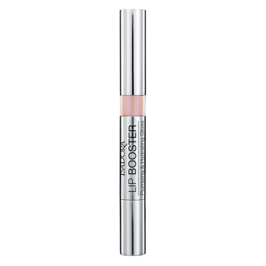 IsaDora Lip Booster Plumping & Hydration 01 Crystal Clear 1,9ml