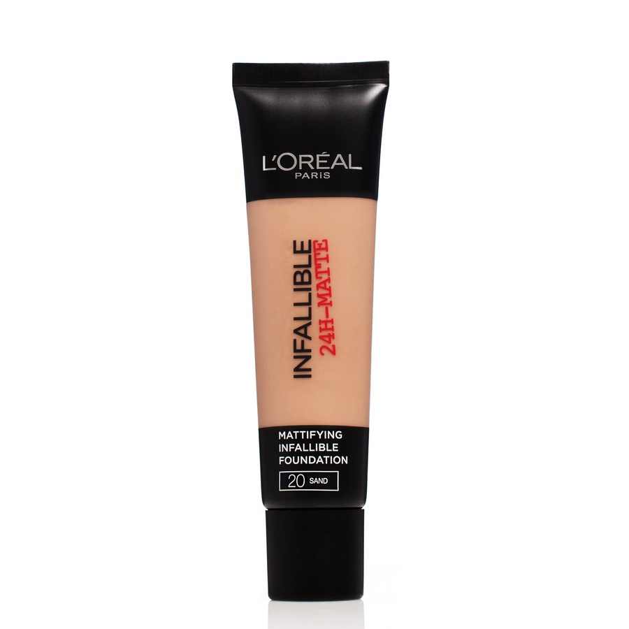 L'Oréal Paris Infallible 24h Matte Foundation #20 Sand 35ml