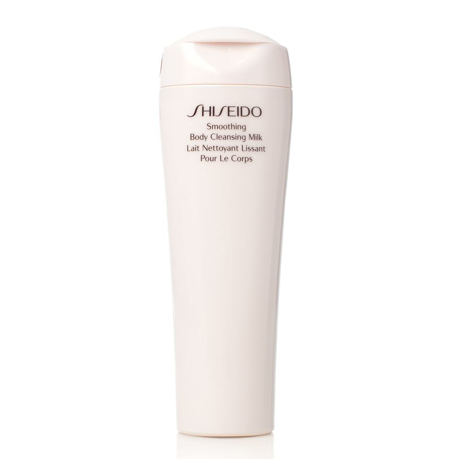 Shiseido Body Care Smoothing Body Cleansing Milk 200ml