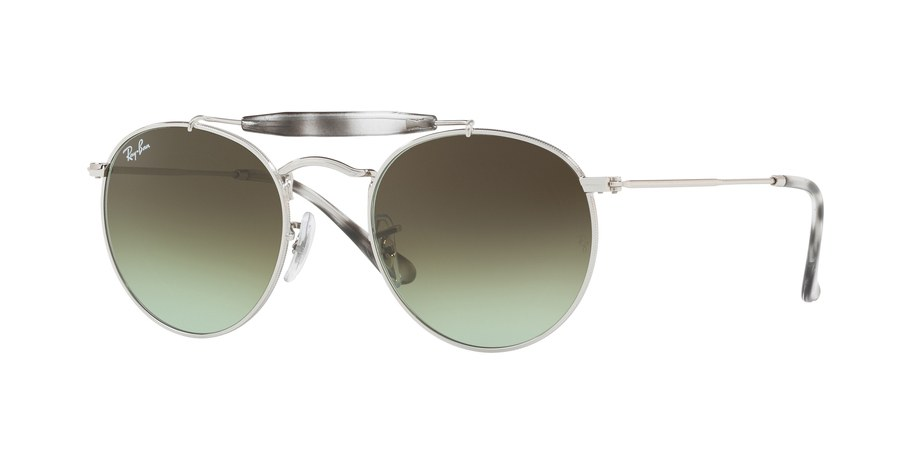 Ray Ban 0RB3747 003/A650 Silver/Black