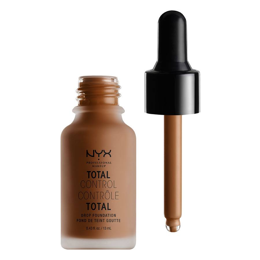 NYX Professional Makeup Total Control Drop Foundation Deep Rich DF20 13ml
