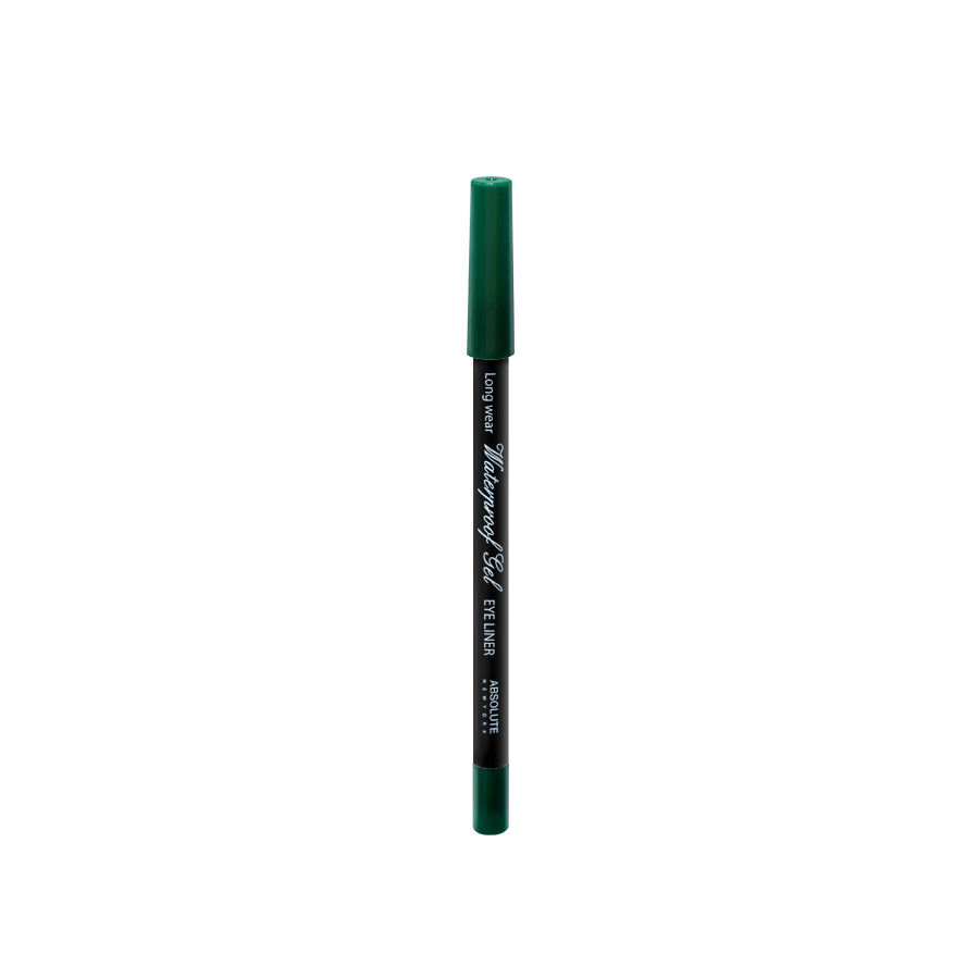 Absolute New York Waterproof Gel Eye Liner Teal NFB85
