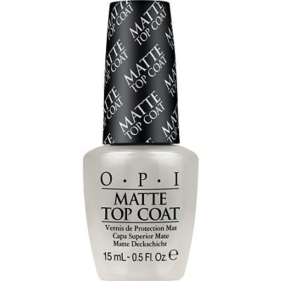 OPI Matte Top Coat NTT35 15ml