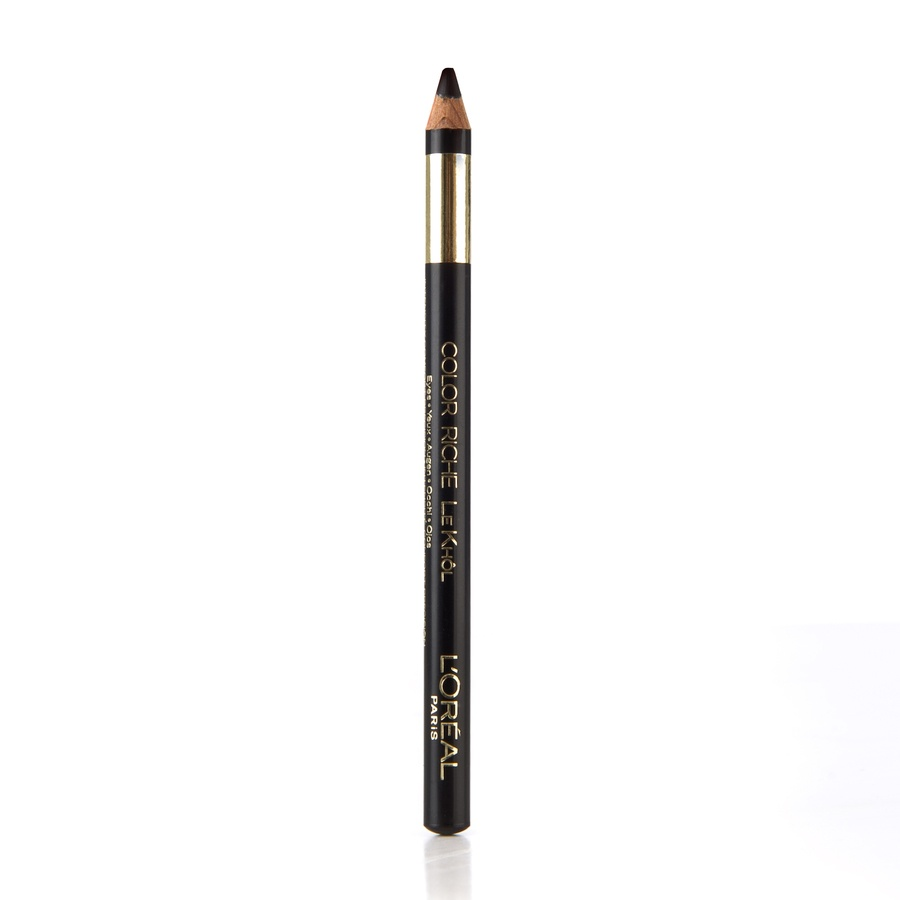 L'Oréal Paris Color Riche 101 Le Kohl Midnight Black