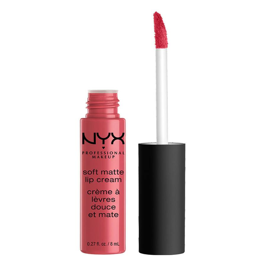 NYX Prof. Makeup Soft Matte Lip Cream San Paulo SMLC08