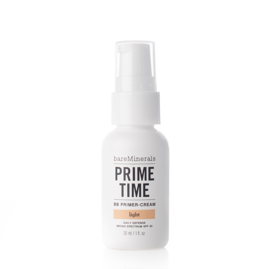BareMinerals Prime Time BB Primer Cream Daily Defense SPF 30 Light 30ml
