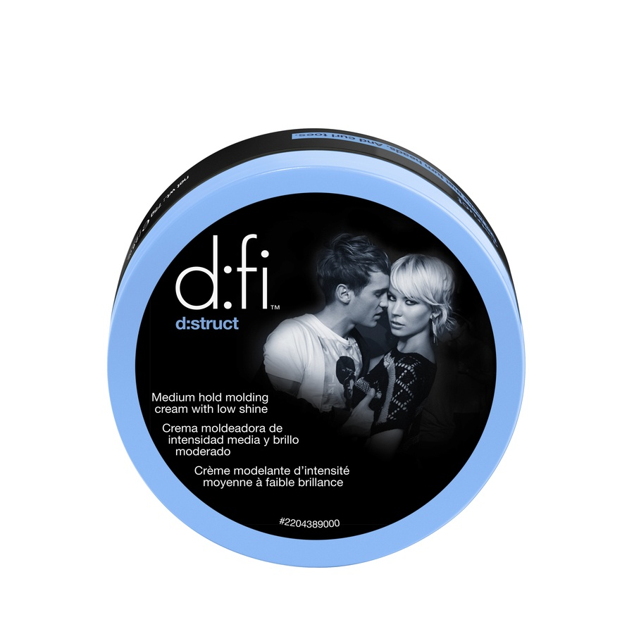 D:fi D:Struct Medium Hold Molding Creme 75g