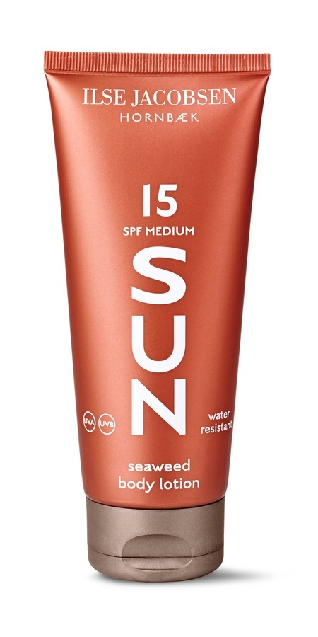 Ilse Jacobsen Sun Body Lotion SPF15 150ml