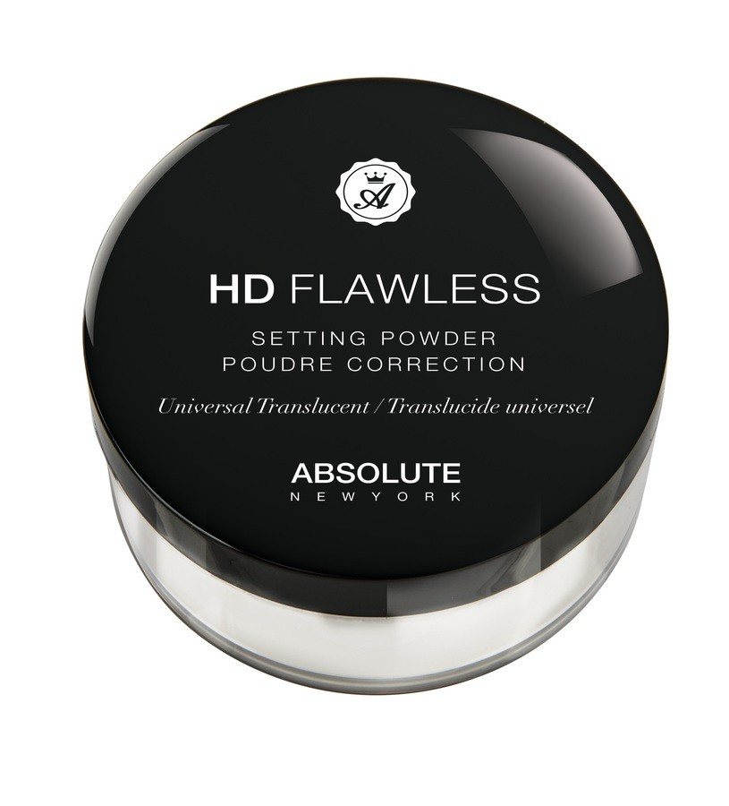 Absolute New York HD Flawless Setting Powder Translucent HDSP01