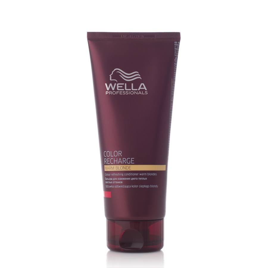 Wella Professionals Color Recharge Balsam Warm Blonde 200ml