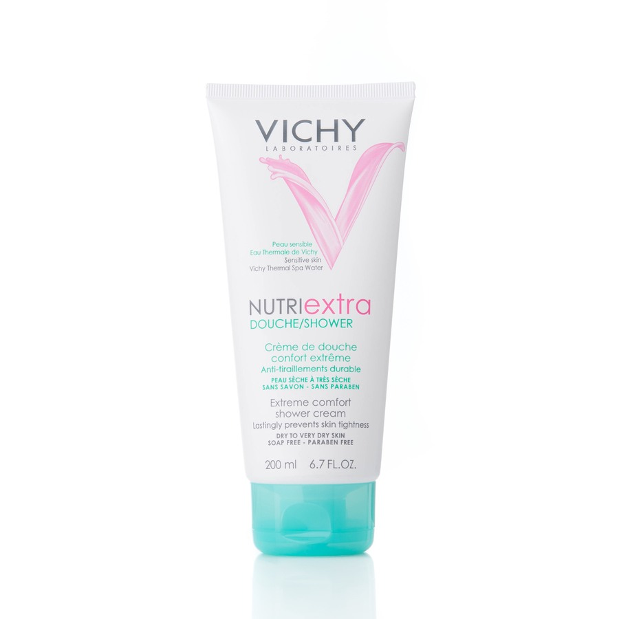 Vichy Nutriextra Extreme Comfort Shower Cream 200ml