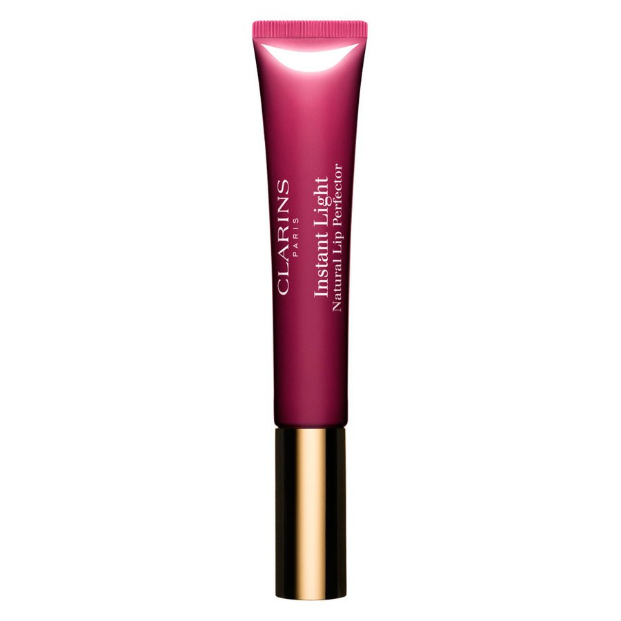 Clarins Instant Light Natural Lip Perfector #08 Plum Shimmer 12ml