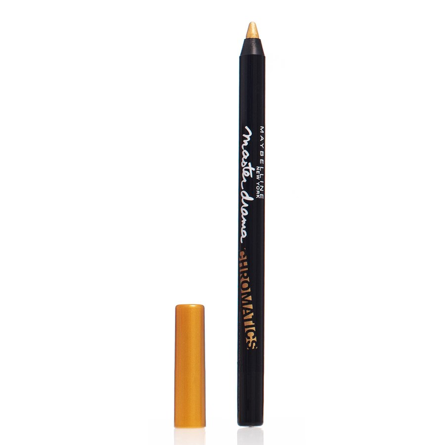 Maybelline Master Drama Chromatics Eye Liner Vibrant Gold