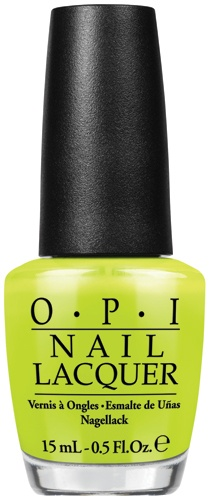 OPI Brights Collection Neons by OPI Life Gave Me Lemons NL N33 15ml