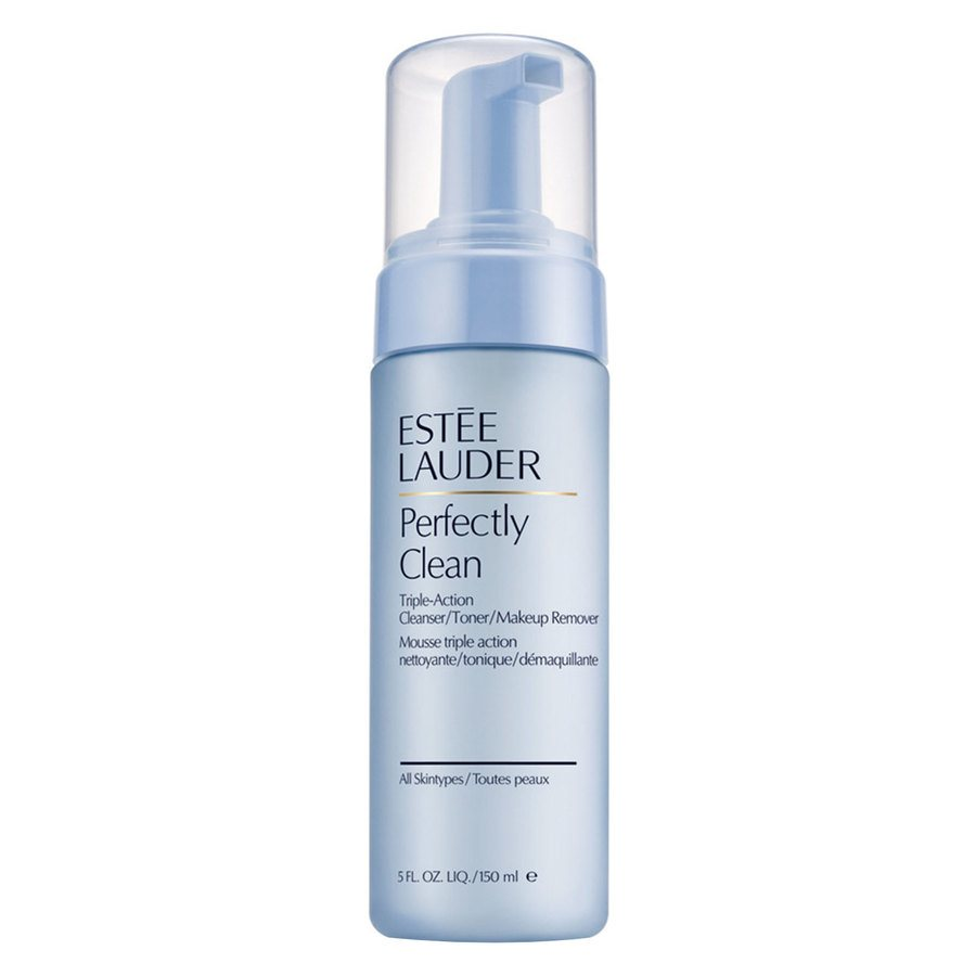 Esteé Lauder Perfectly Clean Triple Action Cleanser/Toner/Makeup Remover 150ml