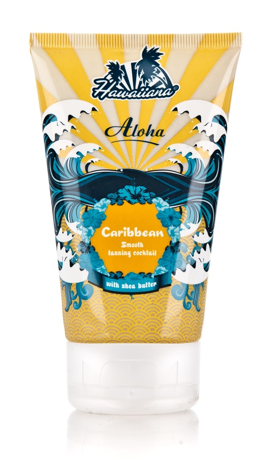 Hawaiiana Aloha Caribbean Smooth Tanning Cocktail 100ml