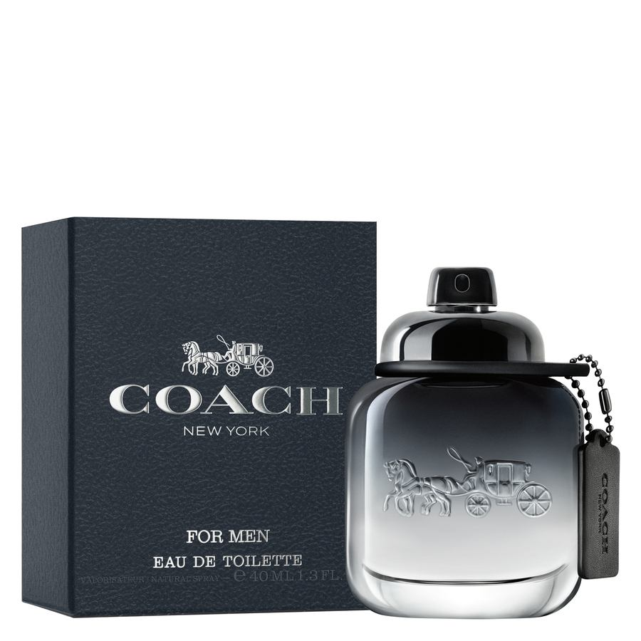 Coach Man Eau De Toilette 40ml