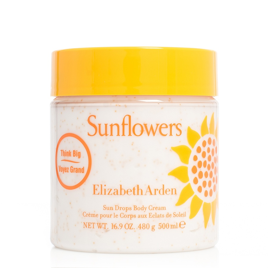 Elizabeth Arden Sunflowers Whipped Body Cream 500 ml
