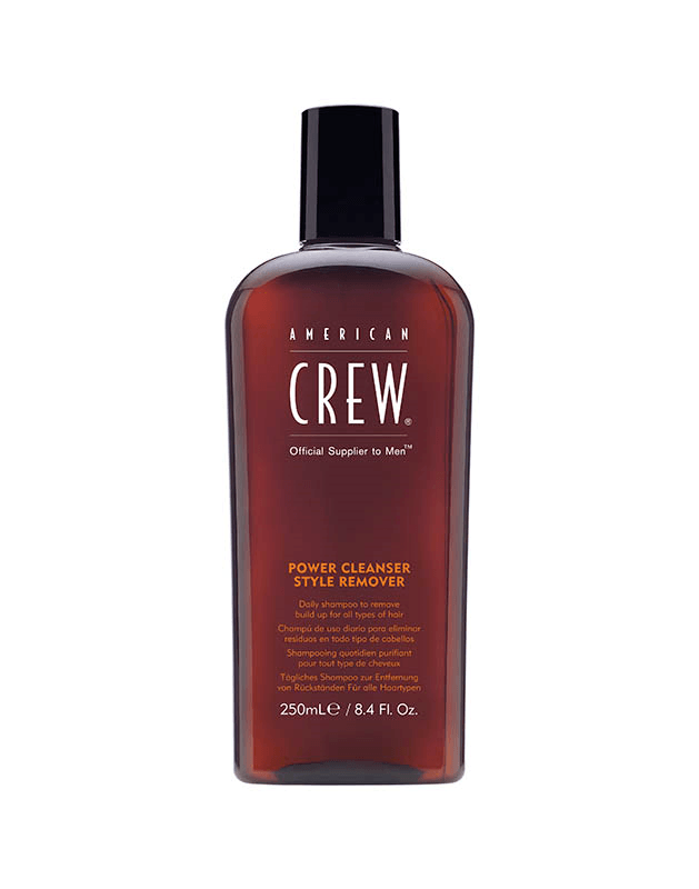 American Crew Power Cleanser Style Remover Shampoo Herre 250ml
