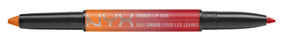 NYX Ombre Lip Duo Lipstick & Lipliner Old05 Peaches & Cream