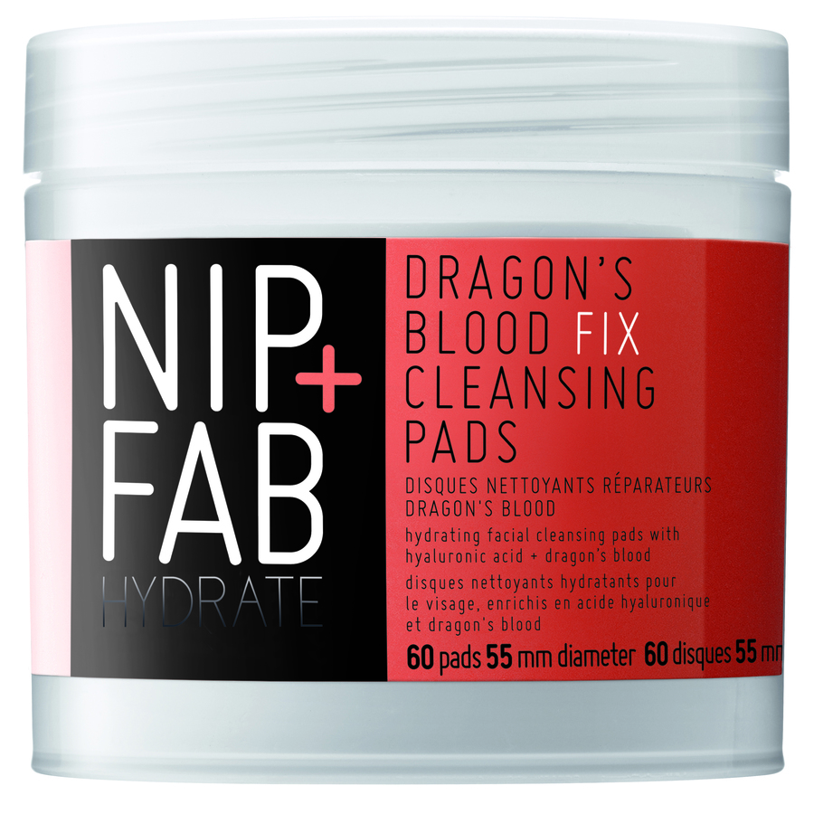NIP+FAB Dragons Blood Fix Pads 80ml